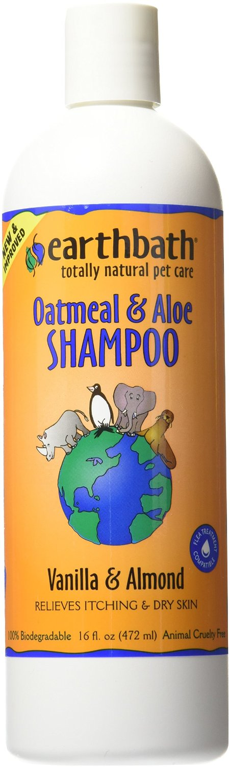 dog shampoo earthbath