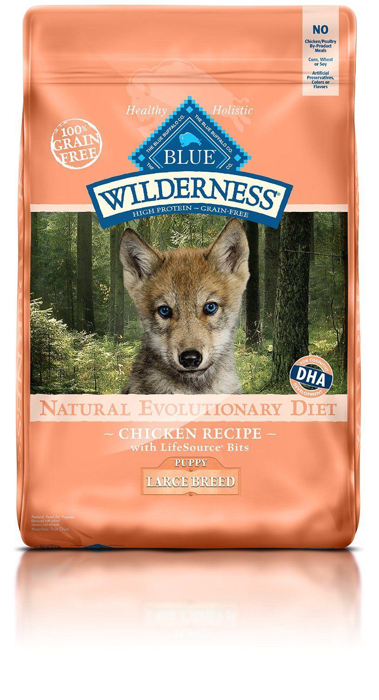 dog food for puppy pitbulls
