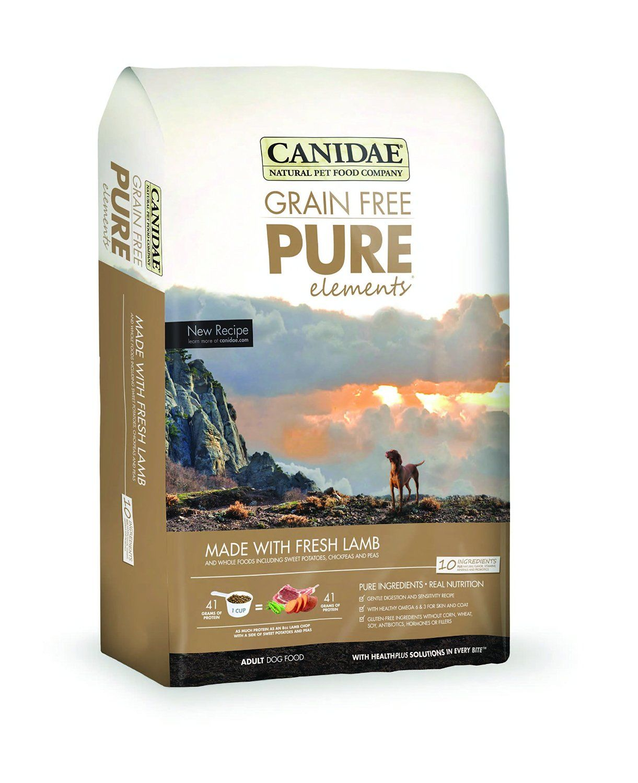 canidae dry dog food