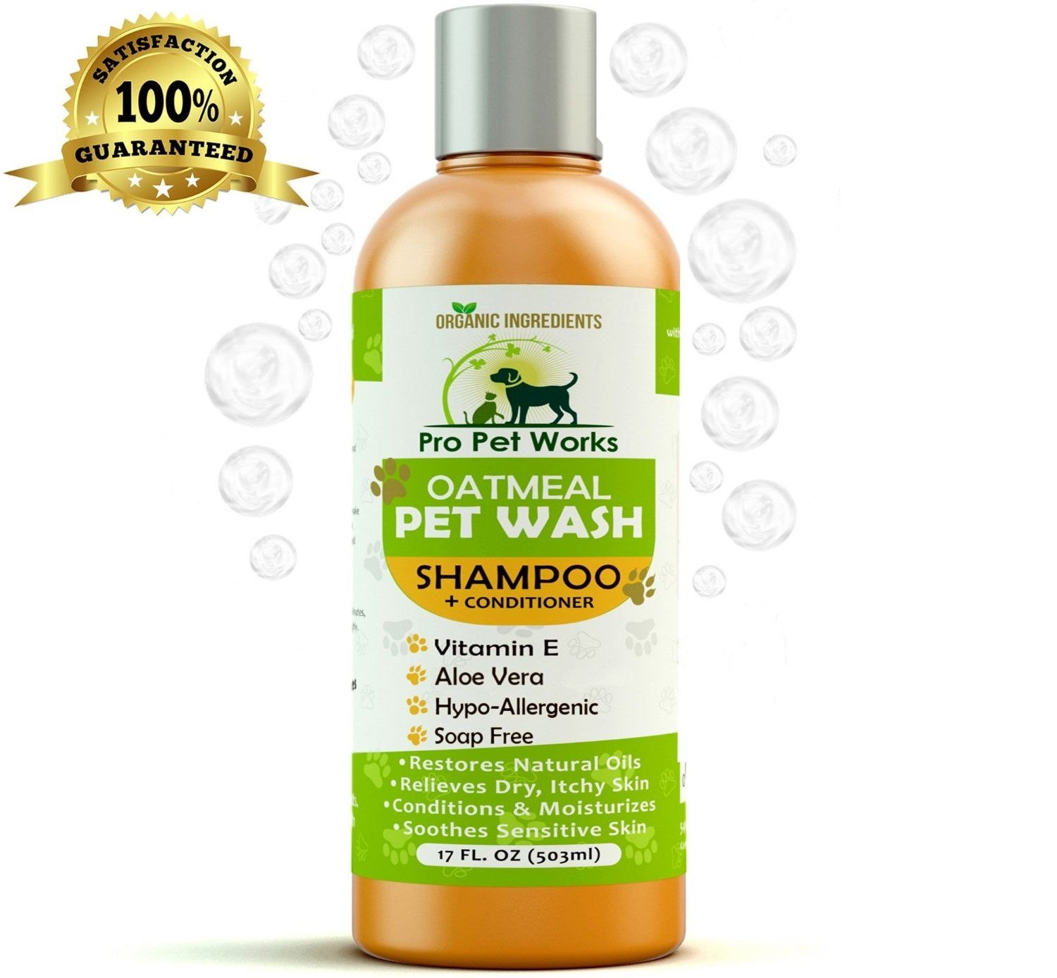 Best Dog Wash For Itchy Skin