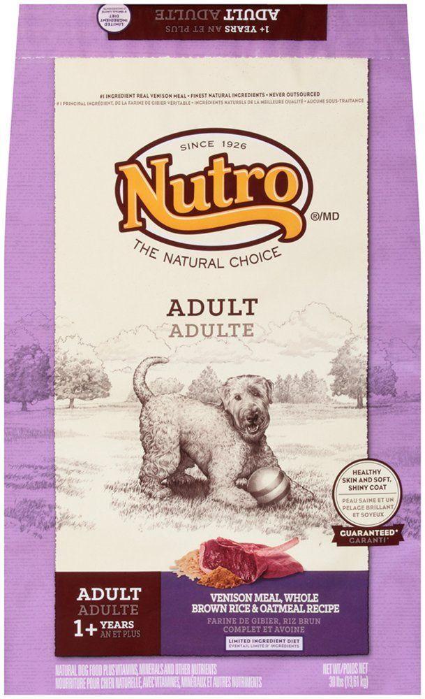 Nutro Dog Food Sensitive Skin And Stomach