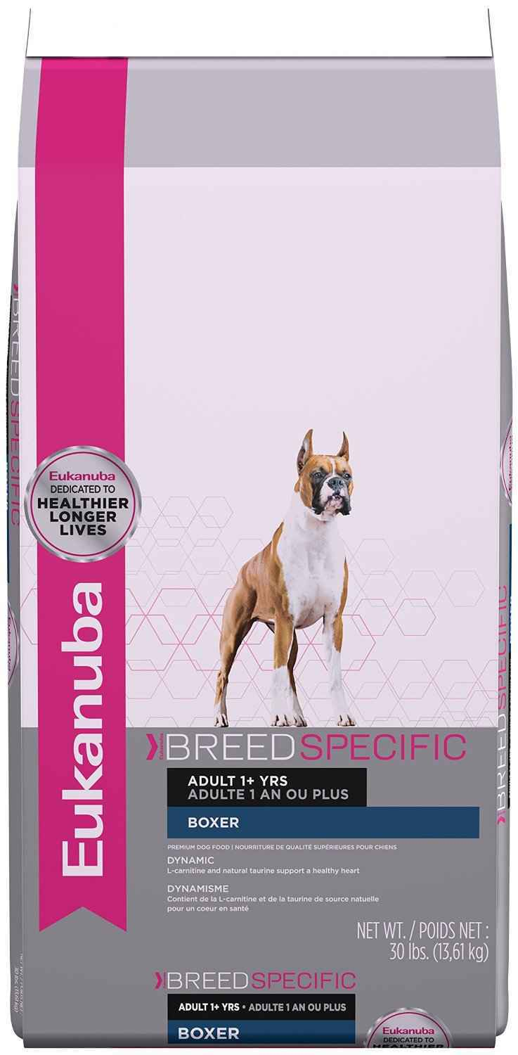 top rated dog boxer food