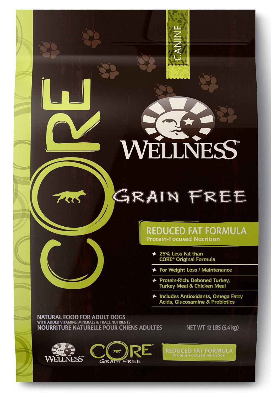 welness core boxer food