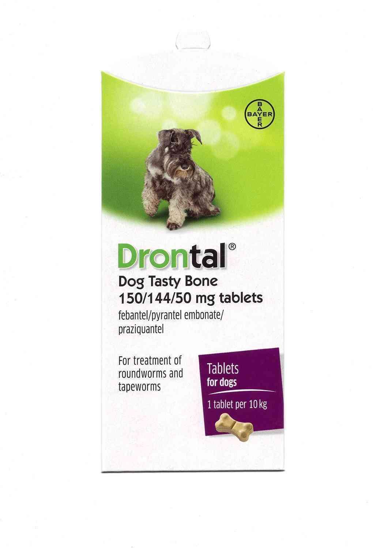 drontal dog dewormer