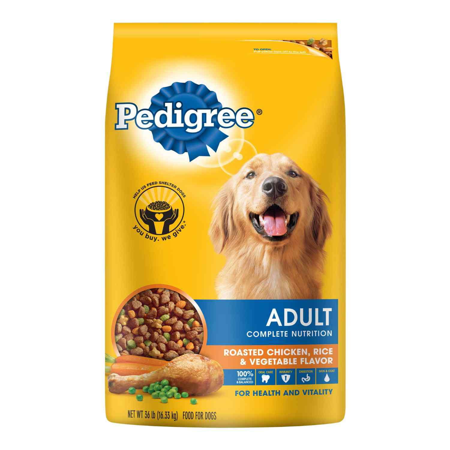 All Natural Dry Dog Food
