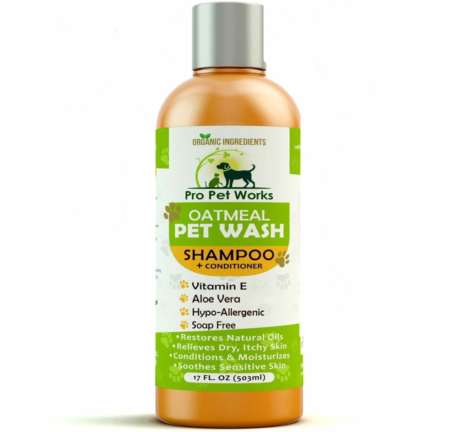 best shampoo for itchy bulldog