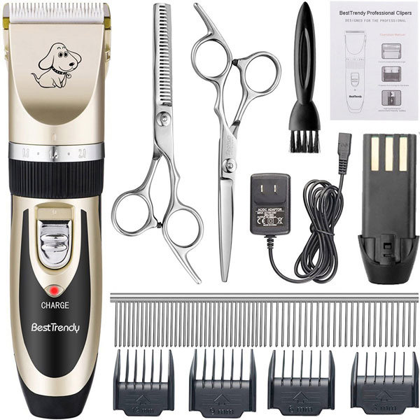 Top 5 best dog clippers for shih tzus in 2018 learn more solutioingenieria Gallery