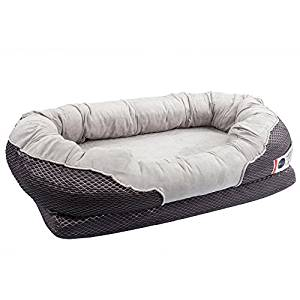 Top 5 Best Dog Beds For Rottweilers In 2018 Dogstruggles