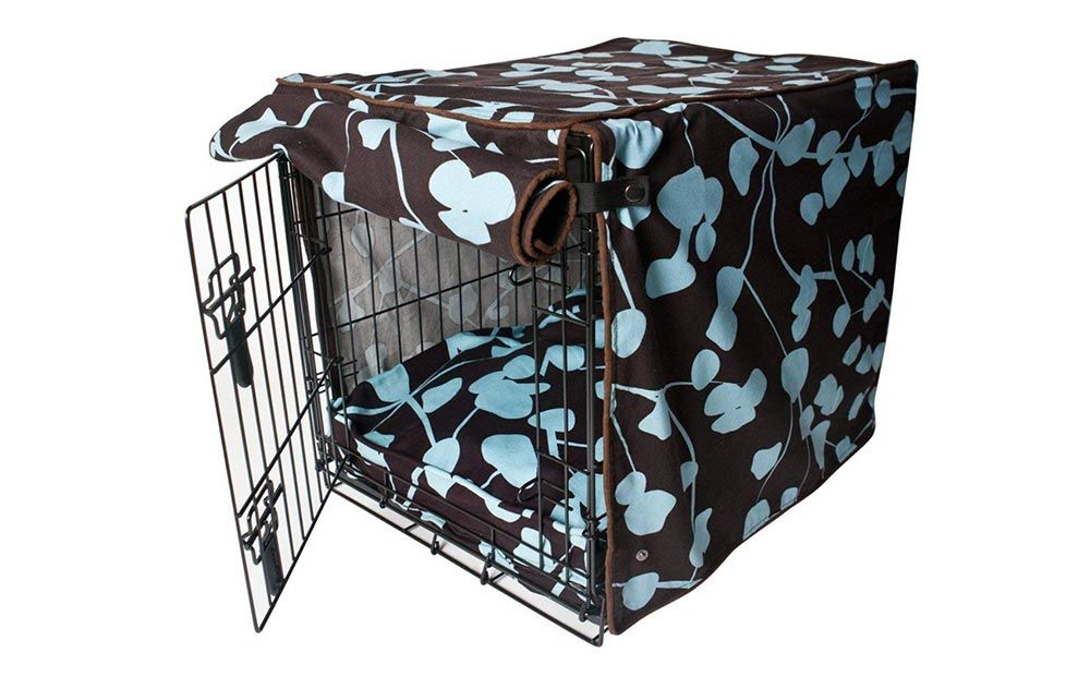 Top 5 Best Dog Crate Covers Calming Comforting