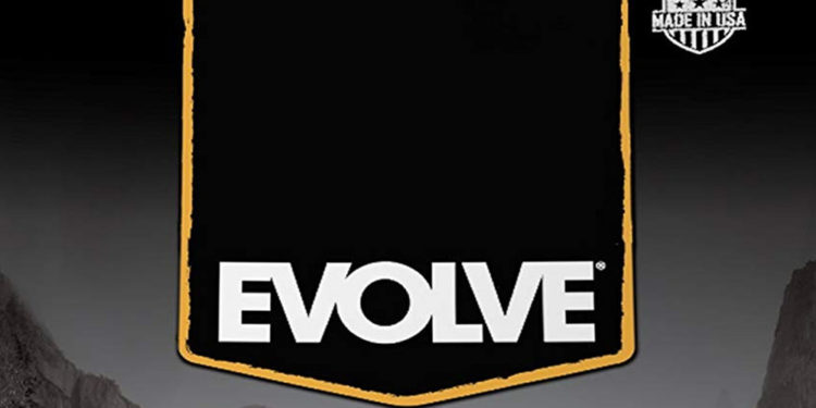 evolve dog food