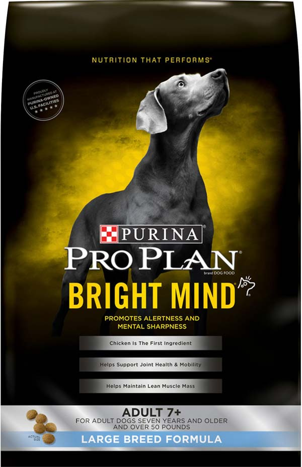Bright Mind Adult 7+Large Breed