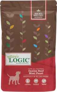 Nature's Logic Canine Beef Meal Feast
