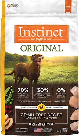 Instinct Original Grain Free Recipe