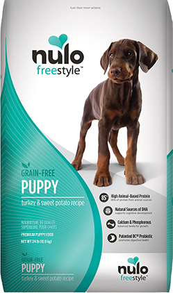 Nulo FreeStyle Grain-Free Puppy Food