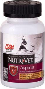 Nutri-Vet Aspirin