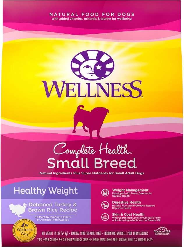 WellnessSmallBreed