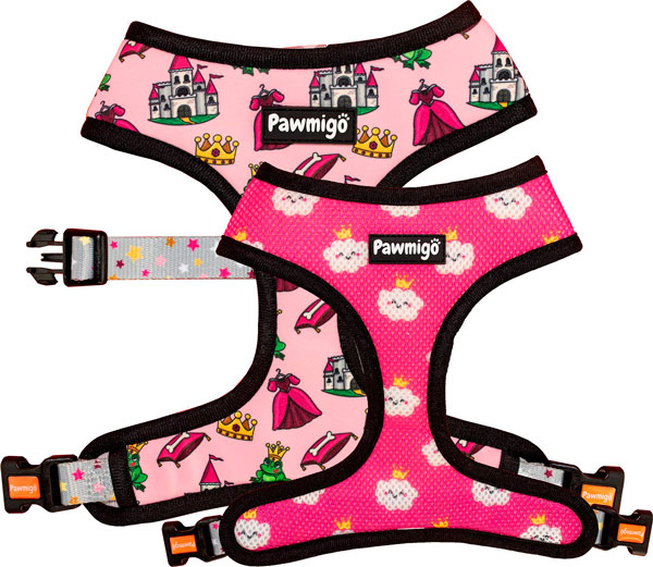 Fairytail Reversible Dog Harness