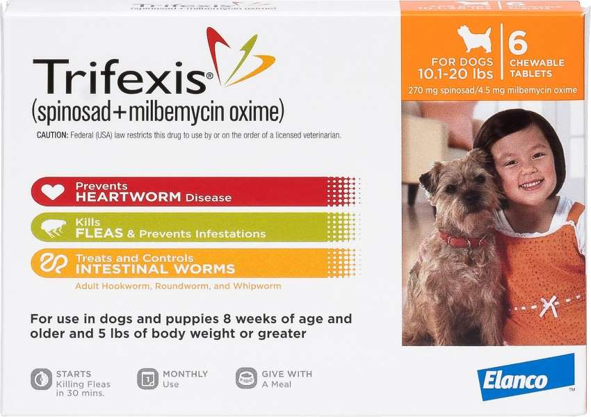 Trifexis-10-20-pounds