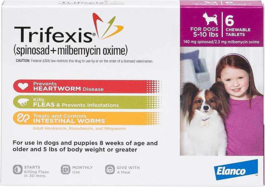 Trifexis-5-10-pounds