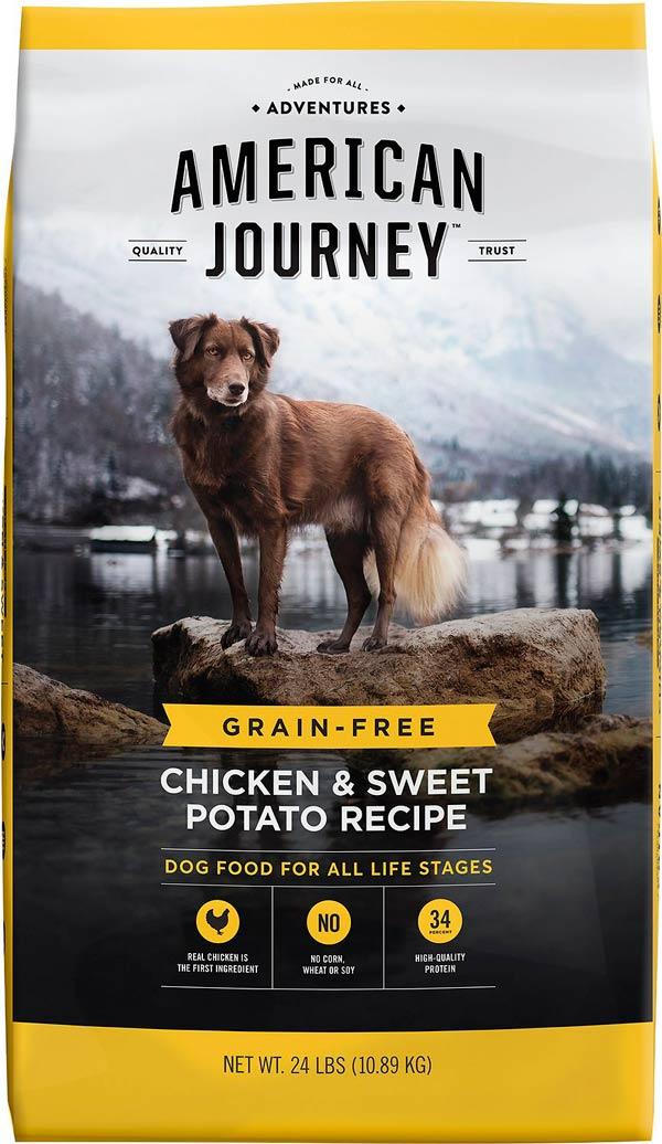 Chicken & Sweet Potato Recipe Grain-Free