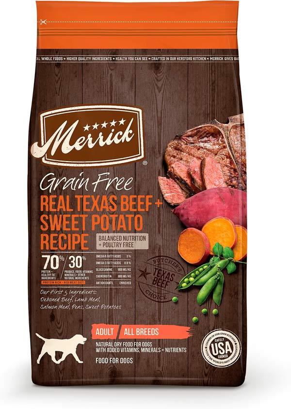 Grain-Free Texas Beef & Sweet Potato Recipe