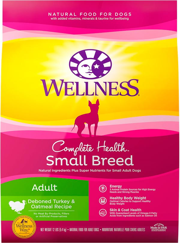 Small Breed Complete Health Adult