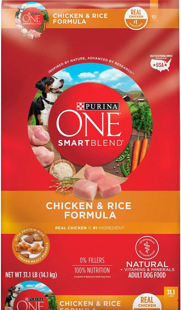 SmartBlend Chicken & Rice Adult Formula