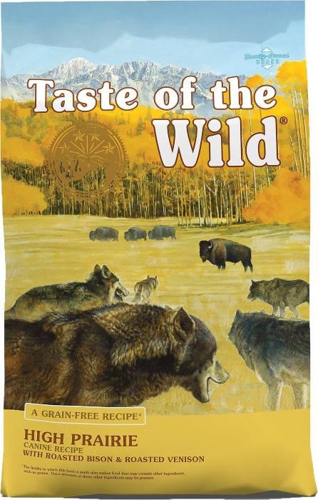 Taste of the wild prairie